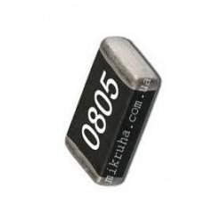 Резистор SMD 0 Ом 0805