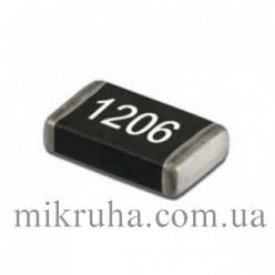 Резистор SMD 0 Ом 1206