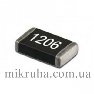 Резистор SMD 1206 220 Ом в наличии и под заказ купить в Украине оптом и в розницу