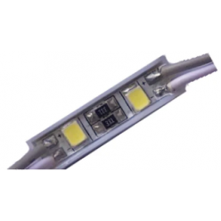 Светодиодный модуль рекламный белый теплый свет MR2L2835WW