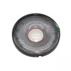 Динамик круглый пластмассовый 40 мм 32 Ом 0.25 Вт, магнит 15 мм