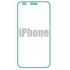 Защитное стекло белое 11D iPhone 6 iPhone 6S