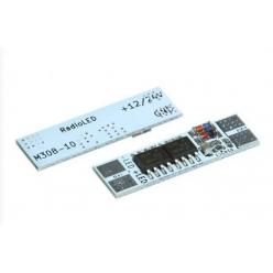Модуль плавного включения светодиодной ленты 10A 12/24В