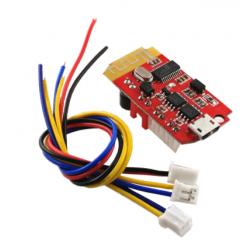 Аудио усилитель Bluetooth 2х3Вт MicroUSB DW-CT14