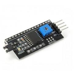 Интерфейсный модуль для LCD I2C / TWI