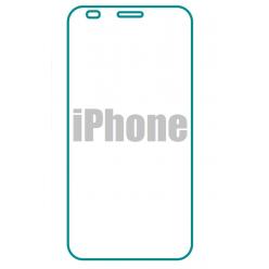 Защитное стекло прозрачное iPhone 5 iPhone 5S iPhone SE