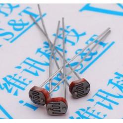 GL5537 фоторезистор