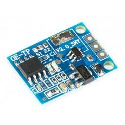 Сенсорный LED-диммер 60W без пульсаций на базе SGL8022W с памятью