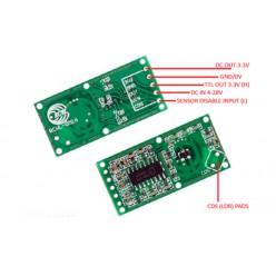 RCWL-0516 микроволновый СВЧ датчик движения
