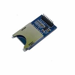 SD-картоприемник, чтение-запись SPI-интерфейс для Arduino