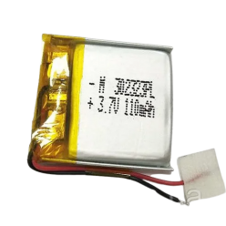 Аккумулятор 110mAh 3.7V 302323 литий-полимер