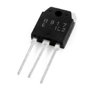 Биполярный транзистор 2SB817 в наличии и под заказ купить в Украине оптом и в розницу