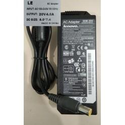 Блок питания Lenovo 20V 4.5A