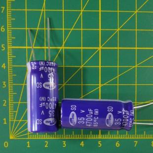 4700 мкФ х  35В Конденсатор электролитический 85С