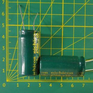 Конденсатор компьютерный 4700 мкФ х 50В