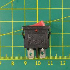 Кнопка на 2 положения KCD-12-101