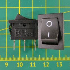 кнопка на 2 положения KCD1-102-1