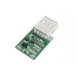 USB DC-DC преобразователь  0.9V - 5V до 5V, 600mA