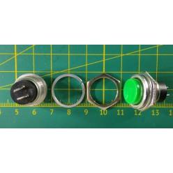 Кнопка PBS-26B (DS-212) зелёная