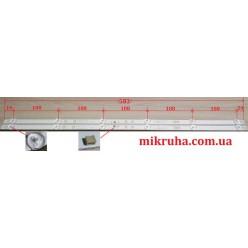Комплект LED подсветки 4708-K320WD-A2113N01 4708-K320WD-A2113N11 TX-32FR250K K320WDX