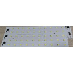 Светодиодная матрица для прожектора 220В холодная белая