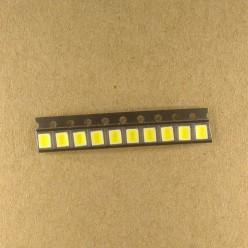 SMD светодиод 2835 3В 0.2Вт, холодный белый