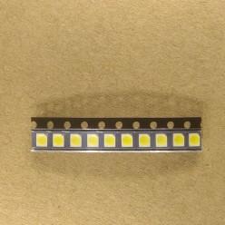 SMD светодиод 3528 3.2В 0.2А, холодный белый
