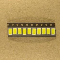 SMD светодиод 5630, белый холодный
