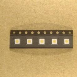 SMD светодиод 3535 3,2В 0.35А типа SPBWH1332S1BVC1BIB, холодный белый