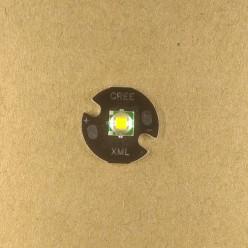 Светодиод Cree T6 12 мм чёрная подложка