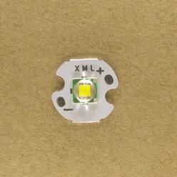 Светодиод Cree T6 12 мм белая подложка