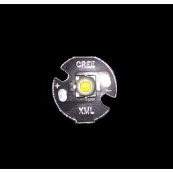 Светодиод Cree T6 16 мм чёрная подложка