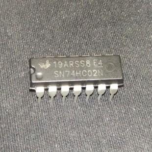 74HC02N