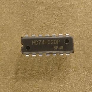 74HC20P
