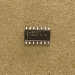 CD4016BCM
