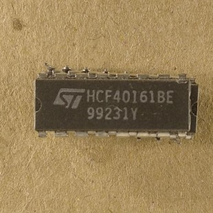 HCF40161BE