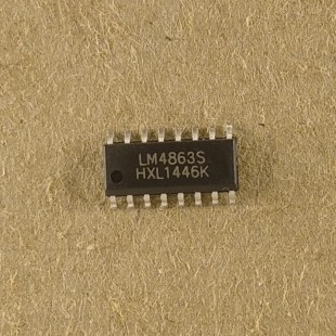 LM4863S