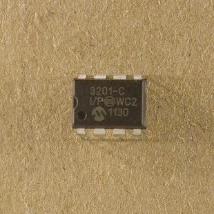 MCP3201-C