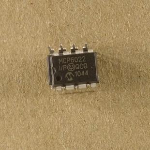 MCP6022-I