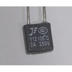 Термопредохранитель 105С 2А