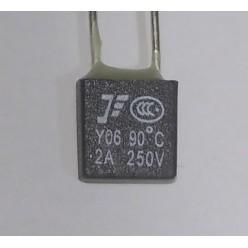 Термопредохранитель 90С 2А