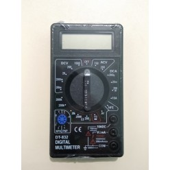 Цифровой мультиметр (тестер) DT832