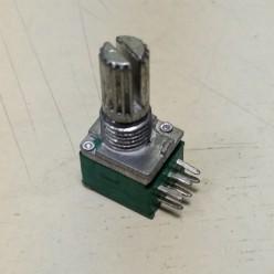 Резистор переменный 100К RK-097