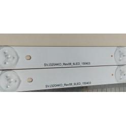 Планка подсветки ONIDA 32 дюйма 6 светодиодов 585 мм