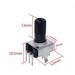 Резистор переменный R0902N(RV09), 1 кОм