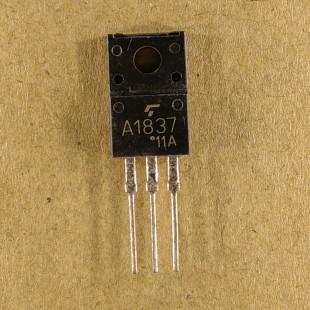 Транзистор биполярный 2SA1837F в наличии и под заказ купить в Украине оптом и в розницу