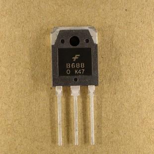 Биполярный транзистор 2SB688 в наличии и под заказ купить в Украине оптом и в розницу