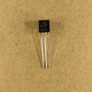 Биполярный транзистор BC517 в наличии и под заказ купить в Украине оптом и в розницу