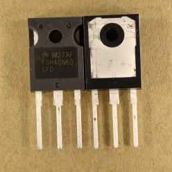 FGH40N60SFD транзистор IGBT