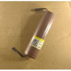 Аккумулятор 18650 3000mAh высокотоковый с лепестками